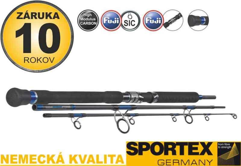 Mořské pruty SPORTEX Mastergrade GT Popper 3-díl 235cm / 250g