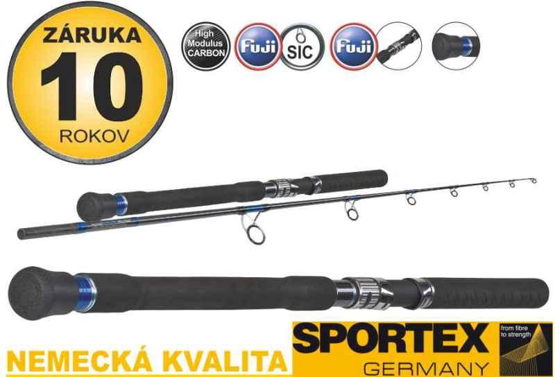 Sportex Mastergrade Tuna Spin 2-díl 240cm / 150g