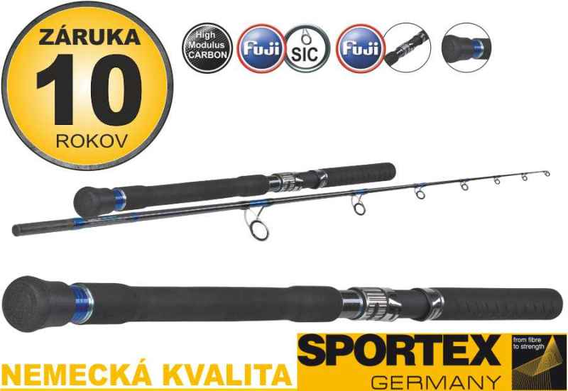Sportex Mastergrade Seacast 2-díl 250cm / 120g