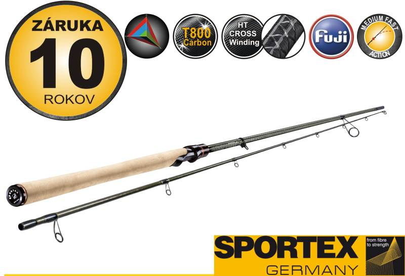 SPORTEX - Air Spin Seatrout - AS 3152,310cm, 28g