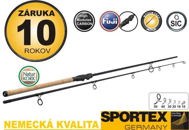 "SPORTEX-Purista Stalker 10"" 3,00lbs.,307cm"