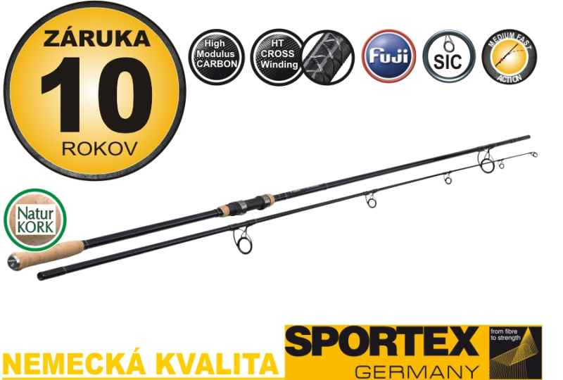 "SPORTEX-Paragon Carp Float 12"" 1,75lbs,366cm"