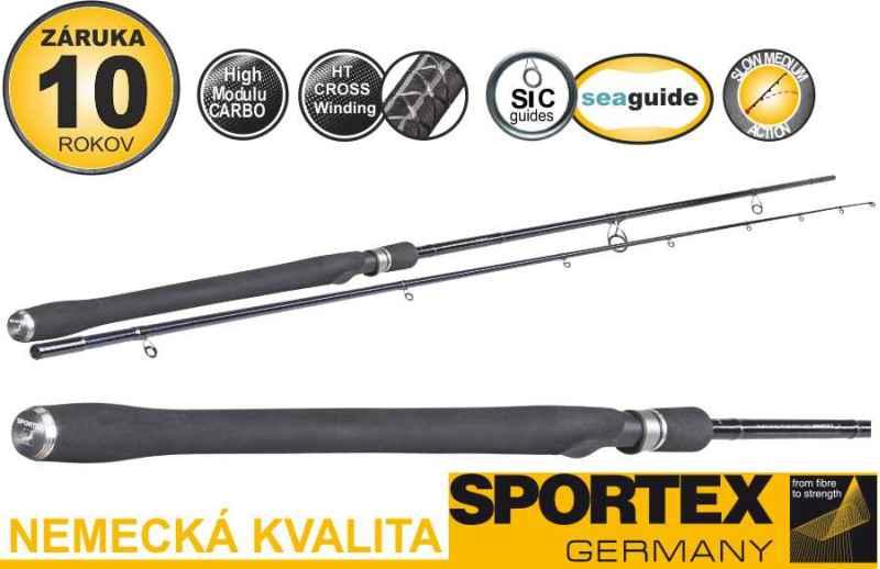 Kaprové pruty Sportex Paragon PowerFloat 366cm / 1,75lb