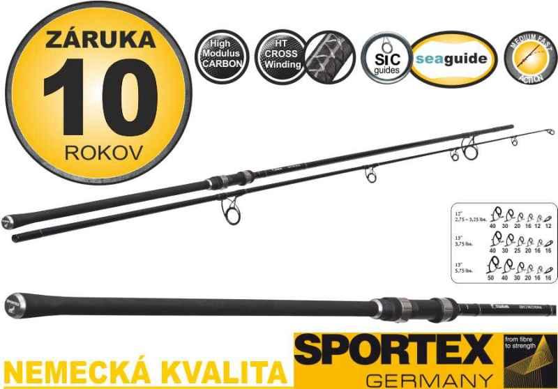 "SPORTEX-Paragon Carp 12"" 2,75lbs,366cm,"