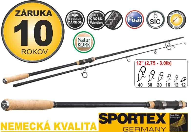 "SPORTEX-Paragon Carp Classic 12"" 2,75lbs,366cm,"