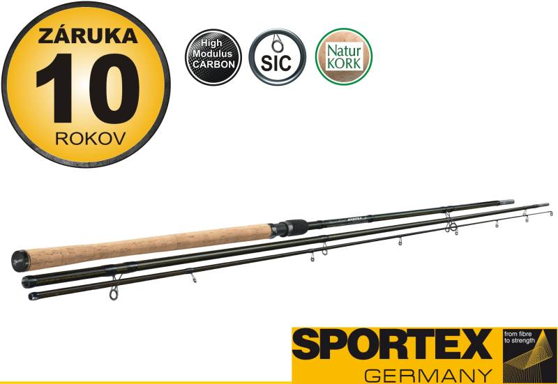 SPORTEX - RAPID Match - MR 3920-390cm,8-20g