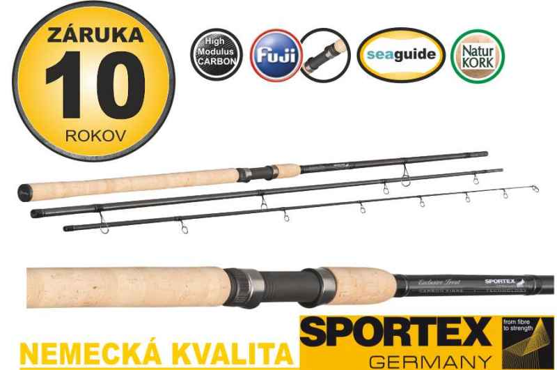 Sportex Xclusive Trout- SF 3901-390cm,10 - 30g