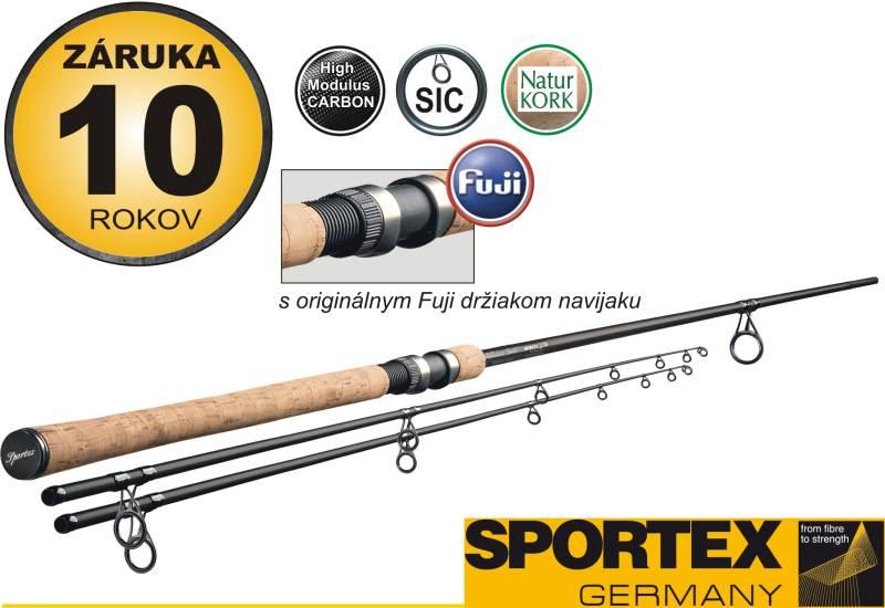 Sportex Xclusive Barbel - 365cm, 1,75lb