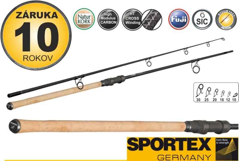SPORTEX - Morion ST stalker - 300cm, 2,75lb, korek