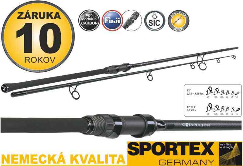Sportex Catapult CS-3 Carp 2-díl 366cm / 3,75lbs