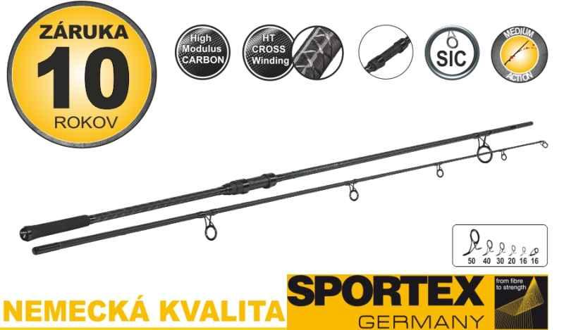 Kaprové pruty SPORTEX Competition Carp CS-4 Spod