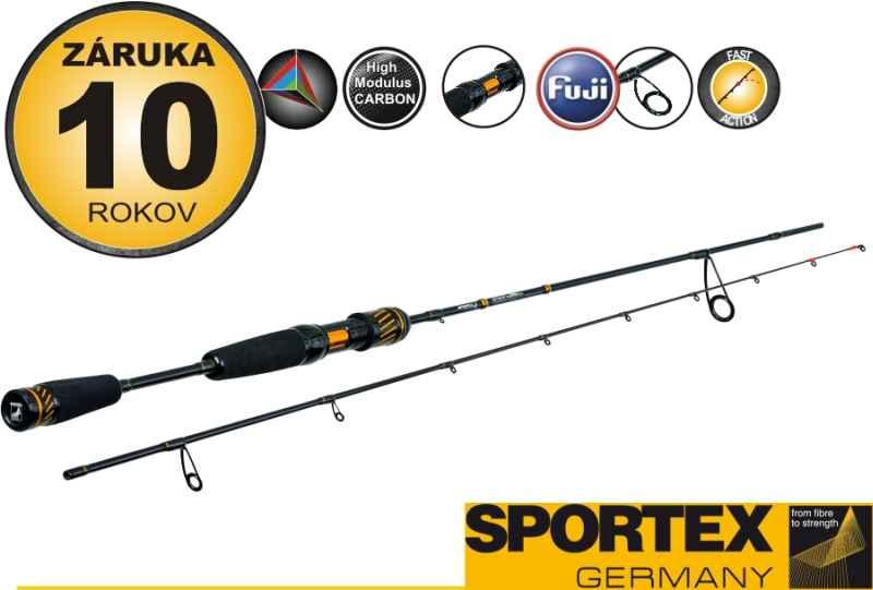 Sportex Black Arrow GT ULR,BA2722,270cm,1-7g