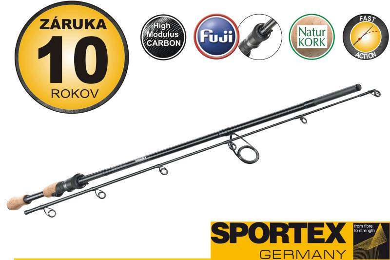 SPORTEX - Black Arrow - BA 1811-180cm, 1-7g