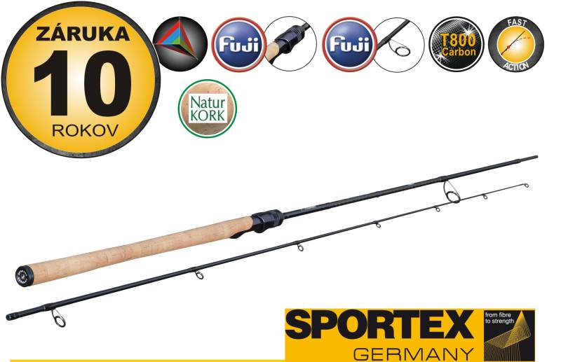 SPORTEX - HYPERION XT - HP2411 240cm, 20g