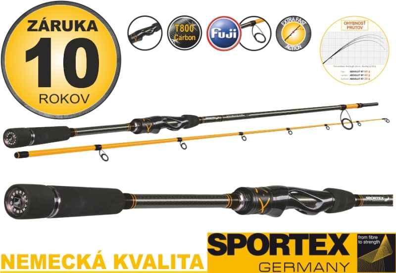Sportex Absolut NT - AB2202, 220cm 25-55g