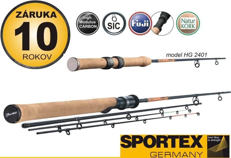 Sportex Hegene -HG 2100 210cm, 3-10g