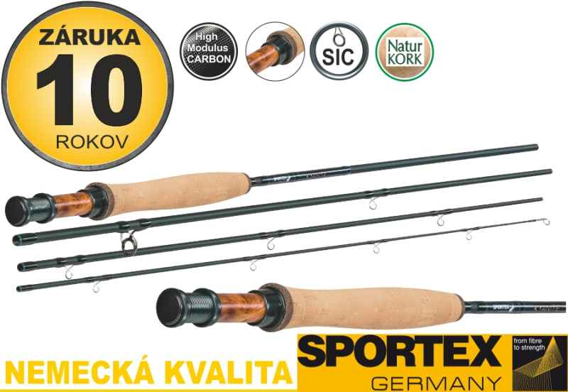 Sportex Kyan Fly 4-díl 260cm / aftma 3