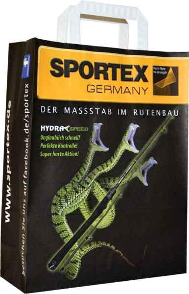 Sportex / CLIMAX papírová taška 32x26cm