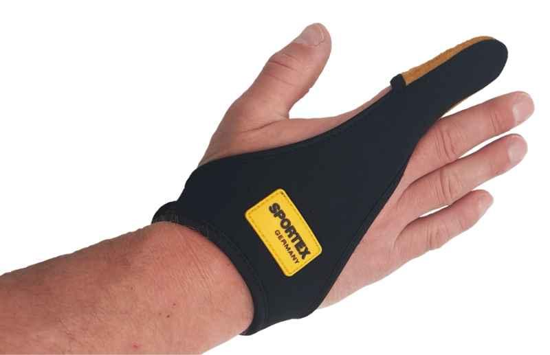SPORTEX ochrana prstu neopren - kožený