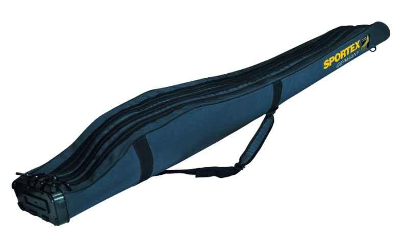 SPORTEX Pouzdro na pruty tříkomorové III 303 125