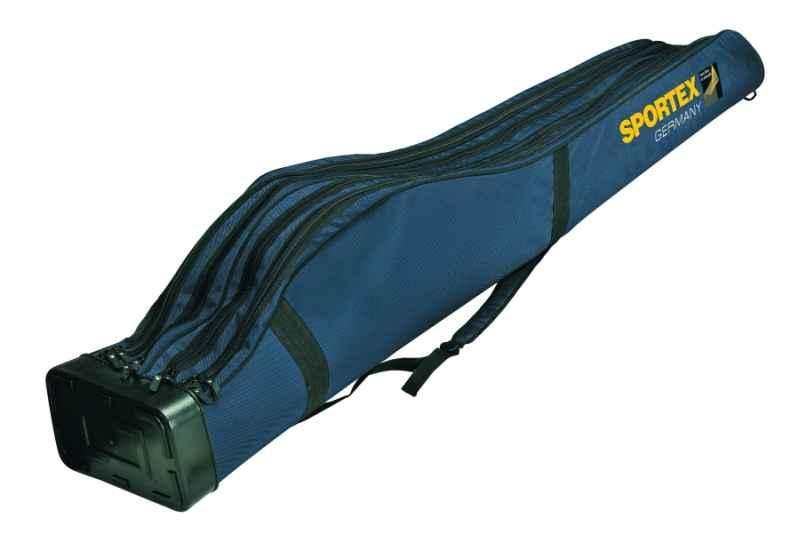 Sportex, Pouzdro, čtyřkomorové IV-165cm