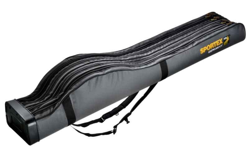 SPORTEX pouzdro čtyřkomorové Bags IV šedé 165cm