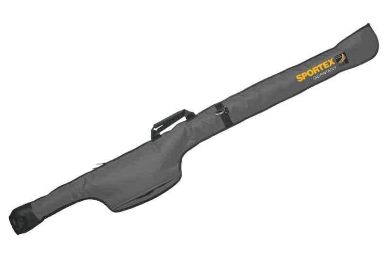 SPORTEX pouzdro jednokomorové Bags X šedé 165cm