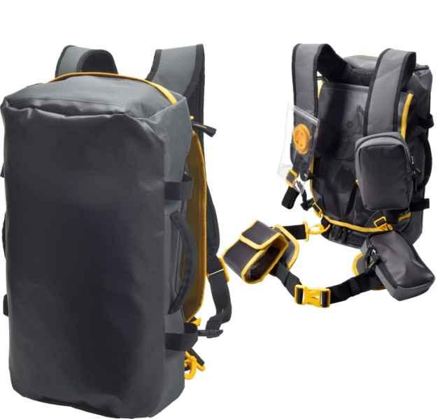 SPORTEX modulární batoh s páskem + 5ks krabiček 43 x 26 x 14cm