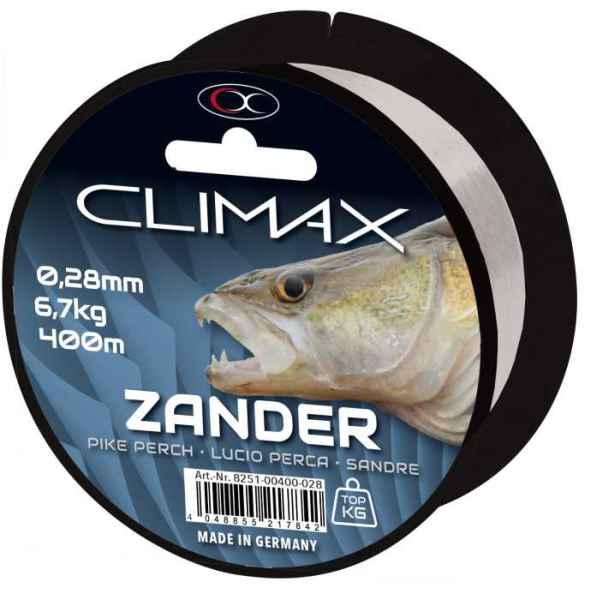 Silon CLIMAX Species Zander 500m / 0,24mm