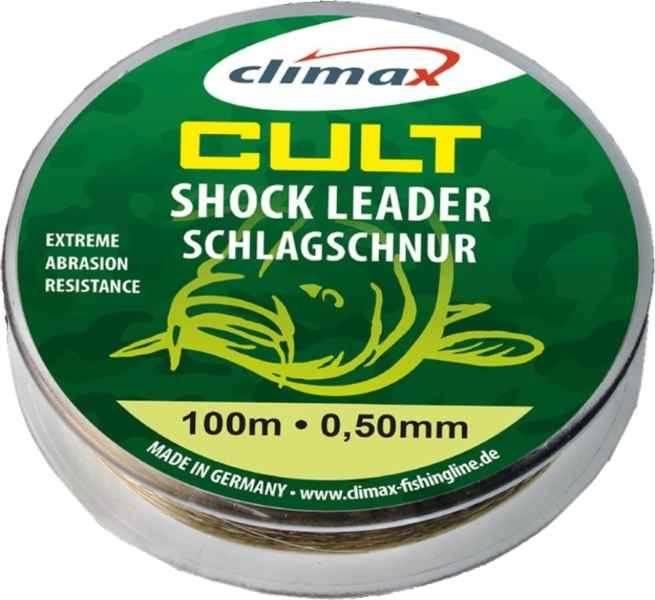 CLIMAX šokový silon 100m - CULT Shock Leader