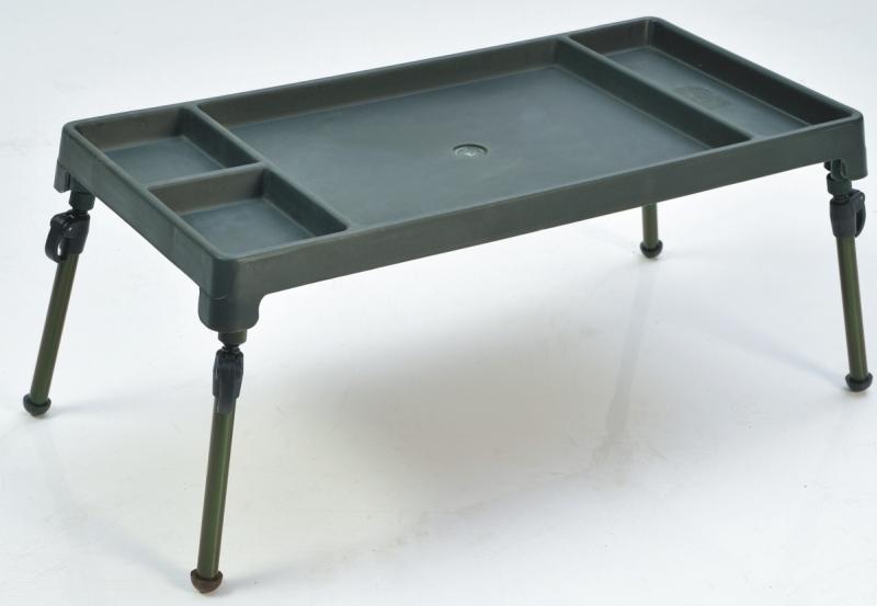 Rybářský stolek do bivaku plastový