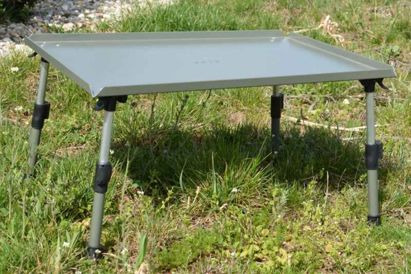 Rybářský stolek Invader table EXL 60cmx40cm