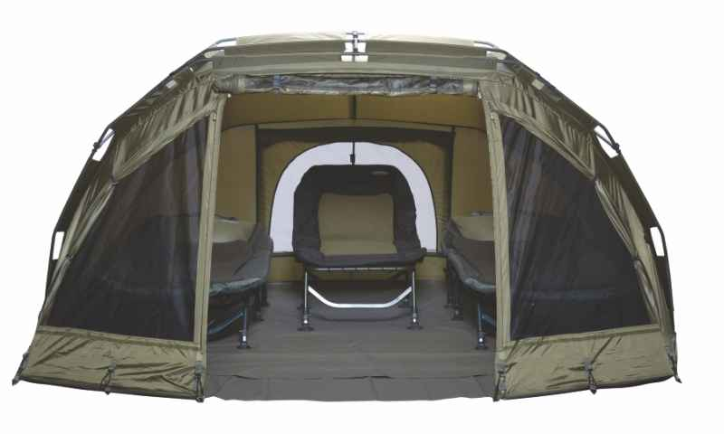 Bivak Phantom Base EXL Tandem Baits 310x300x155 zelený