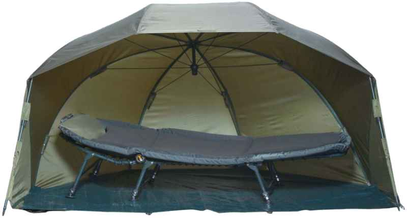 Bivak Brolly s bočnicemi CARP Brolly