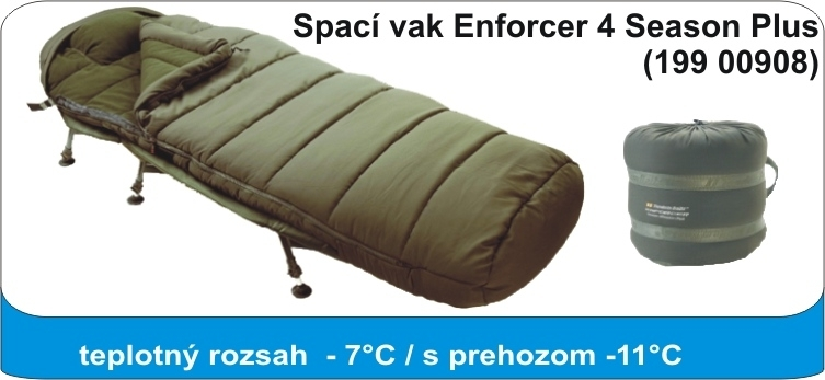 Spací vak Tandembaits Enforcer 4 season plus