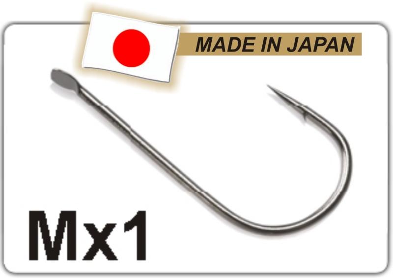 Profi Match rybářské háčky M X1 - TB vel. 16 - 10ks
