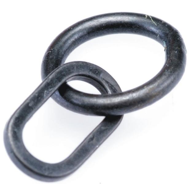 TANDEM BAITS FC Ring to oval ring č. 6/ 6 mm / 10ks