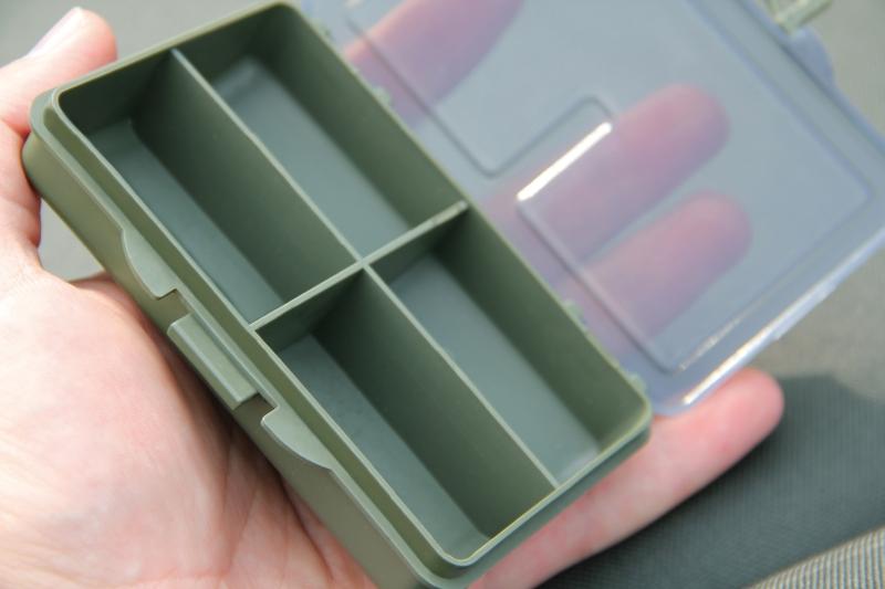 T-Box malý 4x sektor 10,5cm x 7cm x 2,5cm