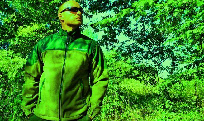 Oblečenie - bunda TB Phantom EX Windproof Fleece 199 07088 - Oblečenie - bunda TB Phantom EX Windproof Fleece
