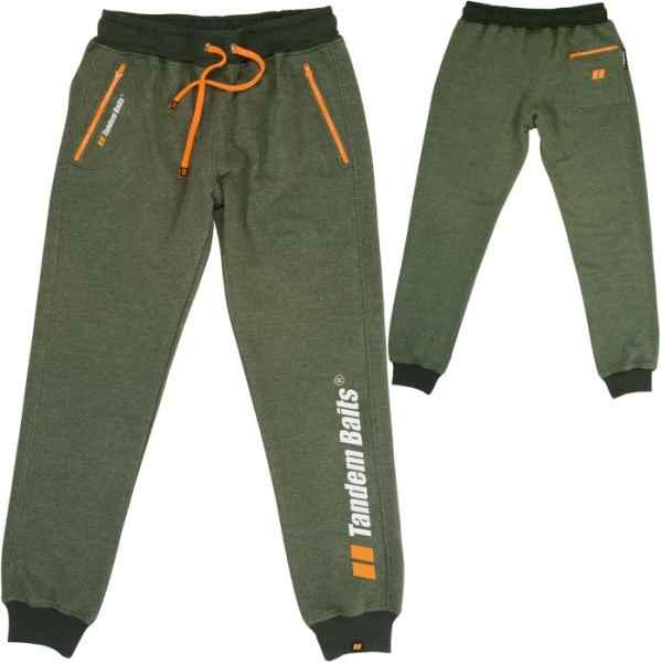 Kalhoty Tandem Baits s kapsami na zip M