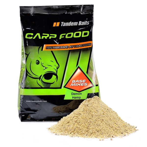 Carp Food boilies směs - Tiger Shrimp Mix 1 kg