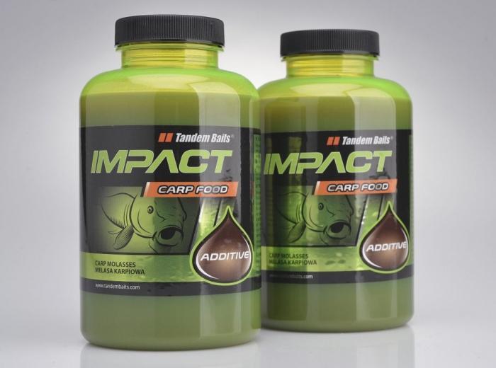 Impact Carp Melassa 500 ml