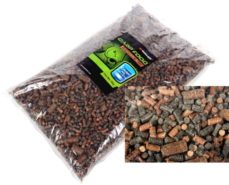 TB Carp Food Mix Pelety 17/9 mm 10kg Ryba