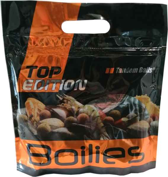 TB Top Edition Boilies 16 mm/1kg Robin Red