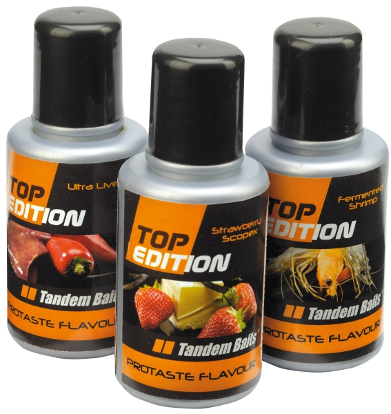 Aroma Top Edition 70 ml,Jahoda&Scopex