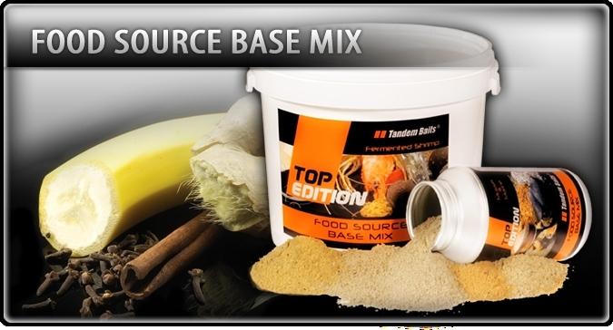 TANDEM BAITS TE Base Mix 1 kg Banana&Spice 199 21500 - TANDEM BAITS TE Base Mix 1 kg Banana&Spice