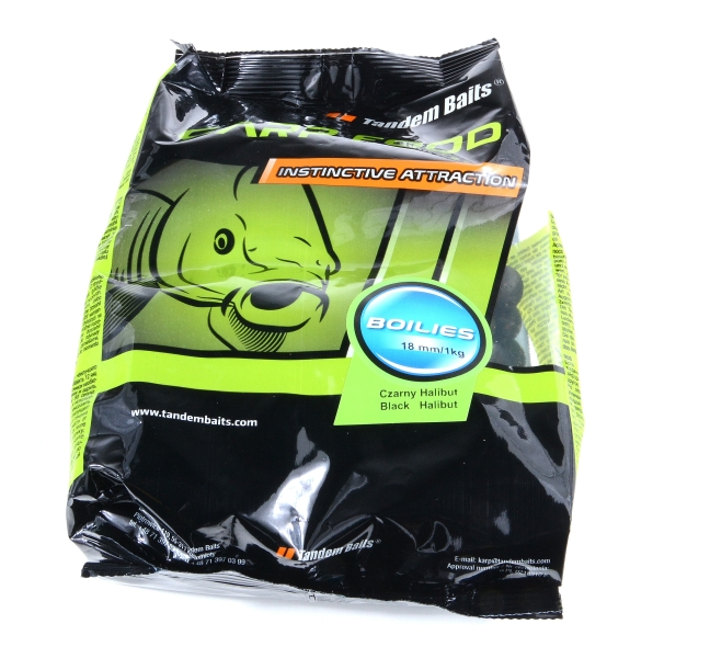 Carp Food Tandem Baits Boilies 18mm/1kg 199 24041 - Carp Food Tandem Baits Boilies 18mm/1kg