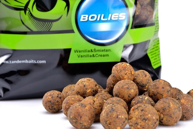 Carp Food Tandem Baits Boilies 20mm/1kg 199 24141 - Carp Food Tandem Baits Boilies 20mm/1kg