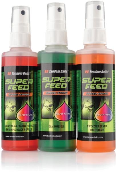 Super Feed Speed Spray 100 ml Fat Salmon & Caviar