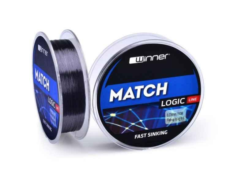 Logic Match fast sinking line 150 m 199 30015 - Logic Match fast sinking line 150 m